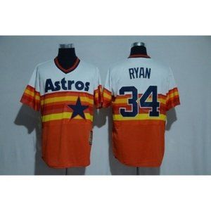 Houston Astros Nolan Ryan Jersey